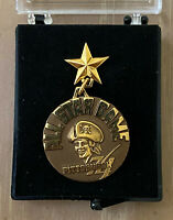 VINTAGE 1974 MLB BASEBALL ALL STAR GAME PRESS PIN W/ Case - PITTSBURGH PIRATES