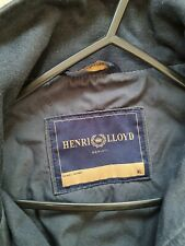 Navy Henri Lloyd Jacket. Size XL.