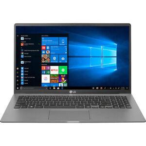"""LG gram 15.6"""" Full HD Intel i5-1135G7 8GB/256GB SSD Intel Iris Xe Laptop"""
