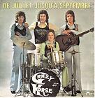 """7"""" 45 TOURS FRANCE CRAZY HORSE """"De Juillet Jusqu'à Septembre +1"""" 1973"""