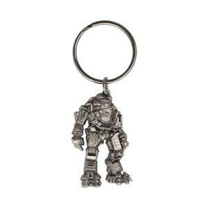 Titanfall Atlas Titan Metal Keychain - Respawn Entertainment - Zinc Alloy