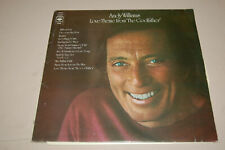 Andy Williams - Love Theme From the Godfather - Vinyl LP - 1972