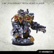 Orc Juggernaut with Heavy Flamer - Kromlech