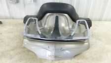 02 Honda GL 1800 Goldwing rear trunk luggage box lid back rest rack & speakers