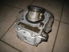XV 750 VIRAGO 4fy CILINDRO CON PISTONE ANTERIORE MOTORE CYLINDER PISTON ENGINE