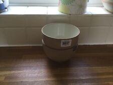Denby - Everyday - Heritage Harvest Deep Noodle Bowls x 2 Brand New