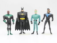 JUSTICE LEAGUE UNLIMITED Batman DC Universe WIZARD John NIGHTWING