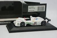 Minichamps 1/43 - BMW V12  LMR Sebring 1999