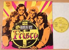 FRISCO - same  (WESTWOOD RECORDINGS, UK 1974 / COUNTRY-ROCK / LP m-)