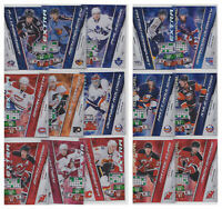 2010-11 Adrenalyn Extra / Special 15 Card Parallel Lot All Different NHL Hockey