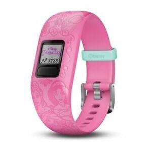 NEW!!! Garmin Vivofit Jr. 2 Disney Princess Activity Tracker, PINK