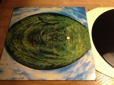 MIKE OLDFIELD HERGEST RIDGE 1974 2 LONG TRACKS UK PRESSED LP USED RARE VIRGIN UK