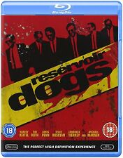 RESERVOIR DOGS - BLU-RAY - REGION B UK