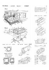 Wohncontainer, Bürocontainer Patente auf 800 Seiten