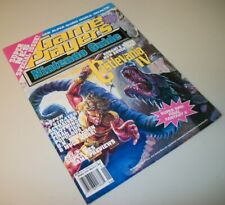 Game Players Nintendo Guide Video Game Mag Super NES Special Issue Vol 4 No 13