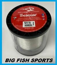 SEAGUAR RED LABEL 100% Fluorocarbon 12lb/1000yd 12RM1000 NEW! FREE USA SHIPPING!