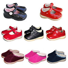 Girl Boy Baby Shoes Toddler Kids Children Dress Slip On Booties Shoes 2-4.5Y