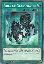 Yu-Gi-Oh: FIRES OF DOOMSDAY - SDPL-EN028 - Common Card - 1st Edition