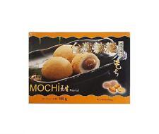 1 x 180g Erdnuss MOCHI - 6 Reiskuchen mit ERDNUSS Füllung Klebreis Mochis