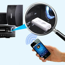 Universal Blue USB Car Auto SUV Bluetooth Stereo Receiver Adapter Wireless Audio