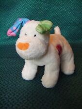 "The Snowman And The Snow Dog Plush Soft Toy 6"" x 7"" approx by rainbow designs"