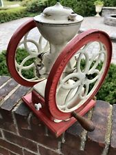 Antique Landers Frary & Clark Rare Coffee Mill Grinder Cast Iron Hampton's Find