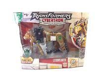 TRANSFORMERS CYBERTRON LEOBREAKER with Cyber Planet Key New in Box
