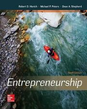 Entrepreneurship by  Hisrich 10th 2017