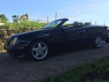 Mercedes Benz CLK 320 Cabrio Cabriolet AMG Style