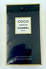 Chanel COCO PARFUM spray 7,5 ml 1/4 FL OZ VINTAGE SEALED BOX