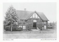 "*Postcard-""The Post Office"" /1905/ *Biltmore Village, NC (A284)"