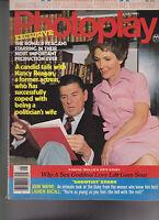 Photoplay Magazine Nancy Ronald Reagan Raquel Welch John Wayne August 1976