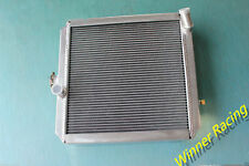 Aluminum Radiator For LAND ROVER 88/109 2.3/2.3D M/T 1963-1986 56MM