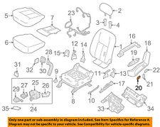 NISSAN OEM Driver Seat-Slide Knob 87012JM01A