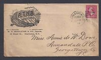 1899 AETNA INSURANCE CO, HARTFORD CT