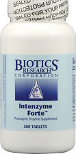 Biotics Research Intenzyme Forte 500 tabs