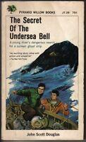 1971 Children's Book,The Secret of the Undersea Bell by John Scott Doulgas