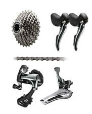 NEW Shimano Tiagra 4700 2X10 Groupset ST+RD+FD+Cassette+Chain - SHIPS FROM CA