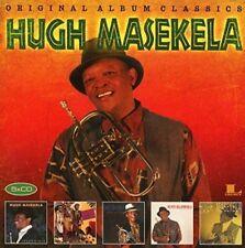 Hugh Masekela – Original Album Classics - 5xCD Digipak Set (2017) - NEW SEALED