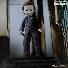 La nebbia Novità Action Figure al contrabbando di John Carpenter Halloween Horror Art giocattolo