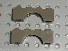 Arche LEGO OldDkGray arch ref 3659 / set 10123 6087 6090 4816 5988 4707 4730 ...