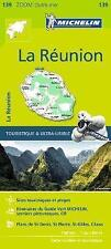 La Reunion Map 139 by Michelin Editions des Voyages (Sheet map, folded, 2017)