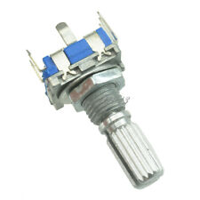 10pcs Rotary Encoder With Switch Ec11 Audio Digital Potentiometer 20mm Handle S