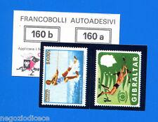 New Figurina CAMPIONI DELLO SPORT 1970/71-n. 160 ab - FRANCOBOLLO -Nuova