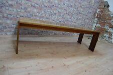 60er-70er Jahre Palisander Couchtisch Tisch Bank Rosewood