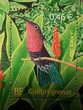 FRANCE 2003, timbre 3550, OISEAUX, COLIBRI' GRENAT, neuf**, MNH BIRDS