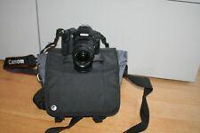 Fotocamera Canon EOS 550D reflex digitale + obiettivo 18-55 IS + borsa + sd 8gb