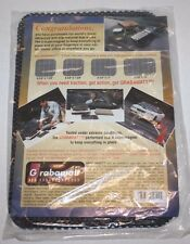 NEW SEALED GRABAMATT 4 Pack Traction For Your Dash Dashboard (or anywhere else.)