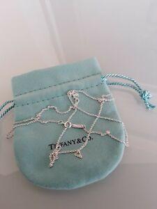 Tiffany & Co. Silber Kette