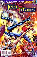 TEEN TITANS (2003) #72 (DC COMICS)